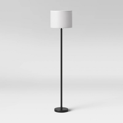 Metal Column Floor Lamp (Includes LED Light Bulb) - Project 62™