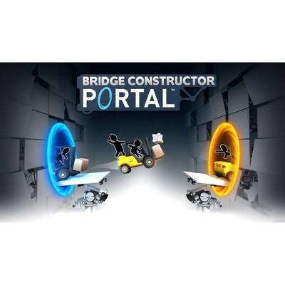 Bridge Constructor Portal - Nintendo Switch (Digital)