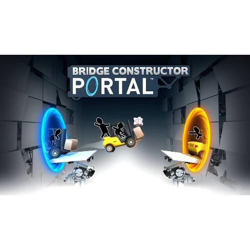 Bridge Constructor Portal - Nintendo Switch (Digital) - image 1 of 4