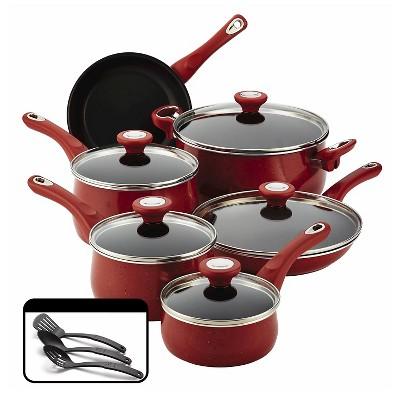 Farberware Non-Stick 14Pc Cookware Set