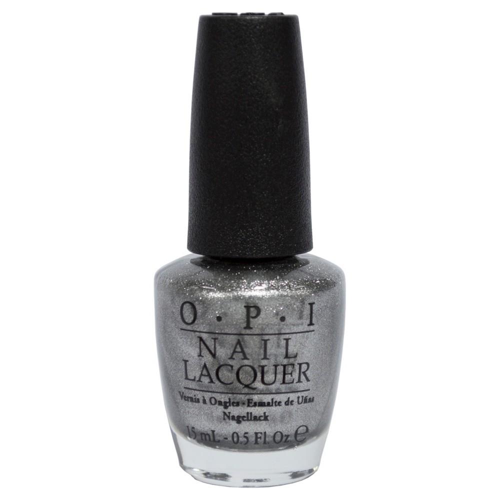 O.P.I Nail Lacquer - Haven't the Foggiest
