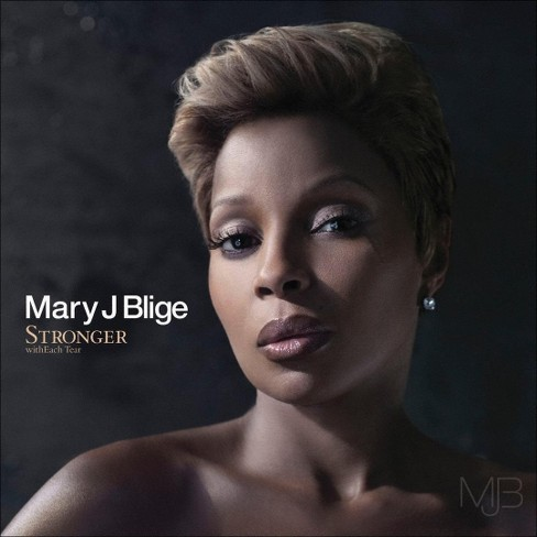 Mary J. Blige - Stronger with Each Tear (CD) - image 1 of 1