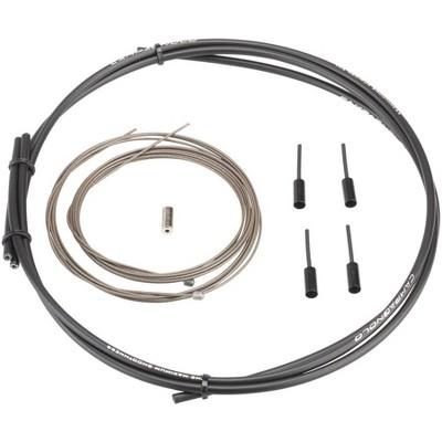 Campagnolo Ultra Low Friction Brake & Derailleur Cable Housing Set Black