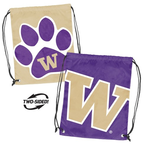 Washington Huskies Doubleheader Backsack Cinch Bag - image 1 of 1