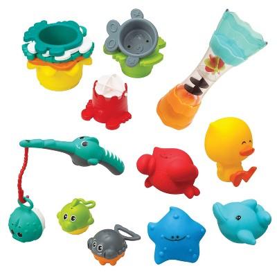 Infantino Splish and Splash Bath Play Set