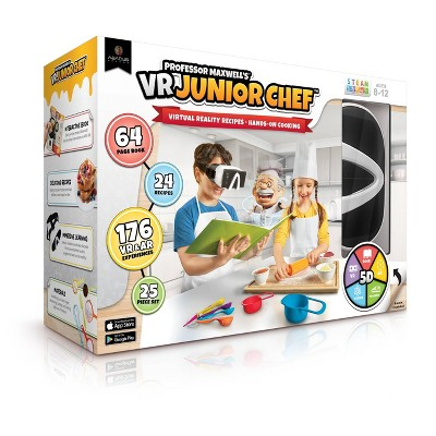 Abacus Professor Maxwell's VR Junior Chef Virtual Reality Learning System Hardware
