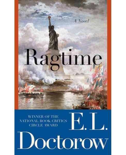 Ragtime (Unabridged) (CD/Spoken Word) (E. L. Doctorow) - image 1 of 1
