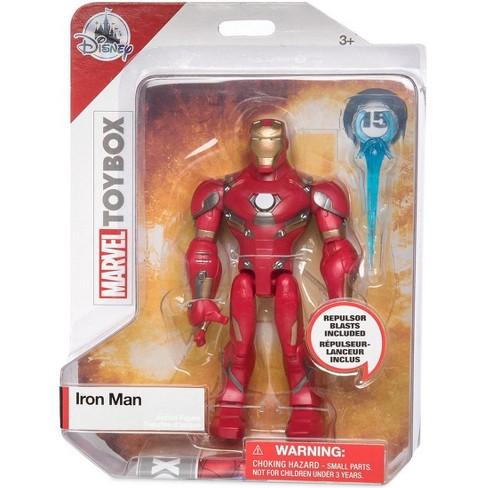 Disney Marvel Toybox Iron Man Exclusive Action Figure [Version 2] - image 1 of 2