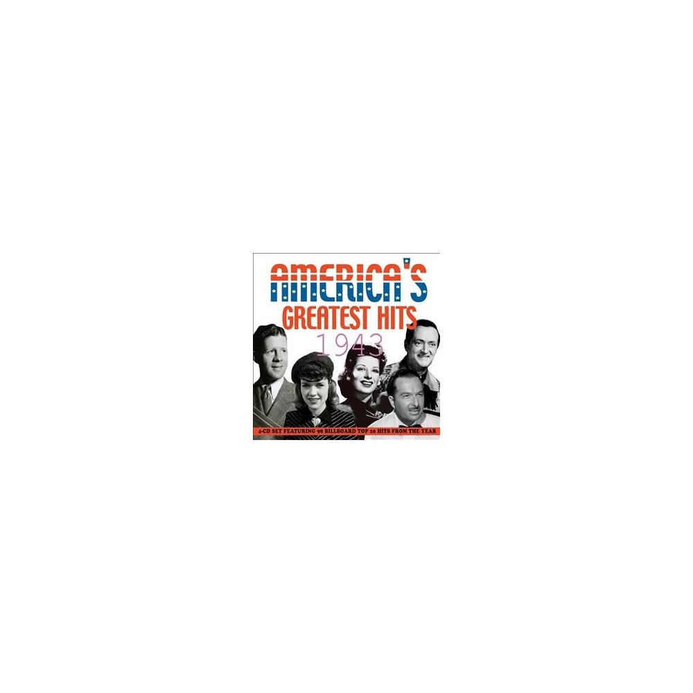 Various - America's Greatest Hits:1943 (CD)