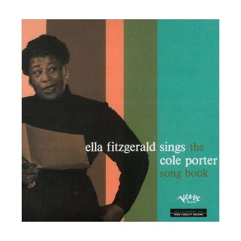 Ella Fitzgerald - Ella Fitzgerald Sings The Cole Porter Song Book (CD) - image 1 of 1