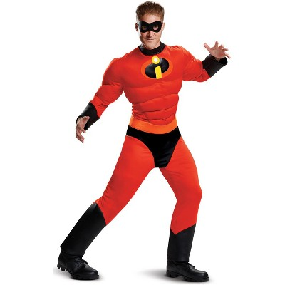 The Incredibles Mr. Incredible Classic Muscle Adult Costume