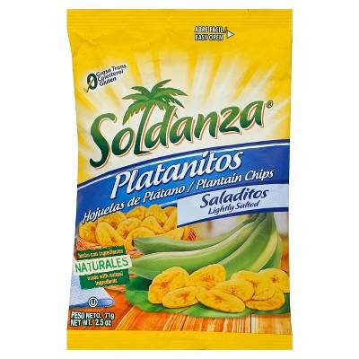 SOL Ripe Plantain Chips - 2.5oz