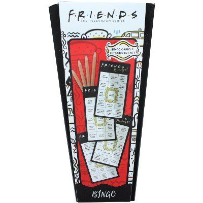 Paladone Products Ltd. Friends TV Series Bingo Game