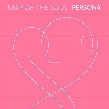 BTS Map Of The Soul: PERSONA (CD)