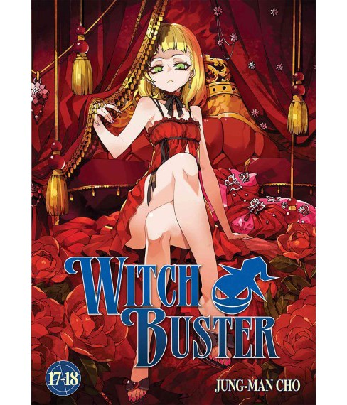 Witch Buster 17-18 (Combined) (Paperback) (Jung-man Cho) - image 1 of 1