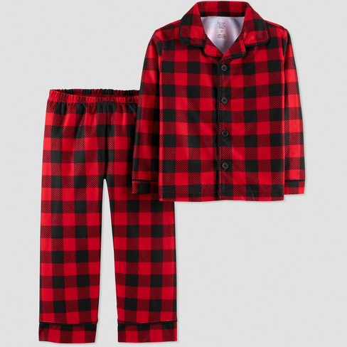 680b040dc Baby Boys  Buffalo Check Coat Pajama Set - Just One You® Made By ...
