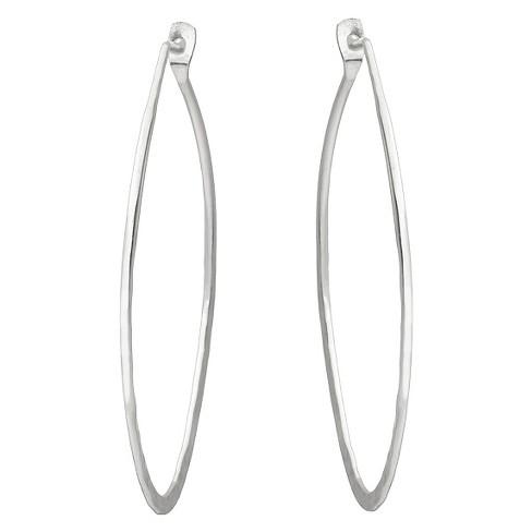 e695678f368c 3/5 CT. T.W. Round-cut CZ Milgrain Stud Bezel Set Earrings in Sterling  Silver - Silver