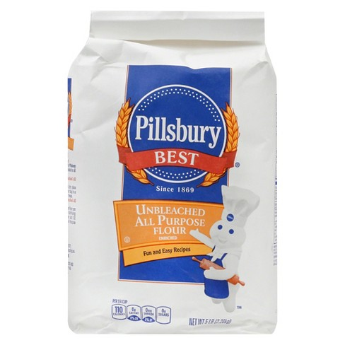 Pillsbury® Best Unbleached All Purpose Flour - 5 lb - image 1 of 4