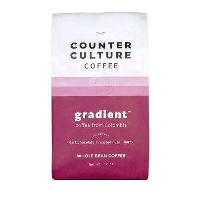 Counter Culture Gradient Whole Bean Medium Roast Coffee -12oz