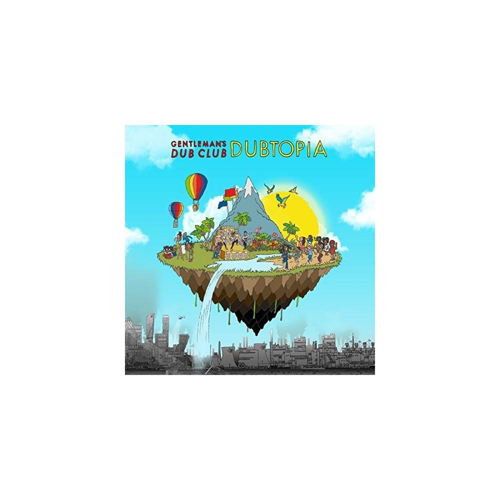 Gentleman's Dub Club - Dubtopia (CD)