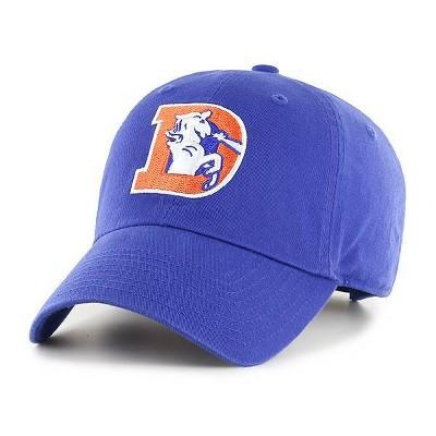 NFL Denver Broncos Vintage Clean Up Hat