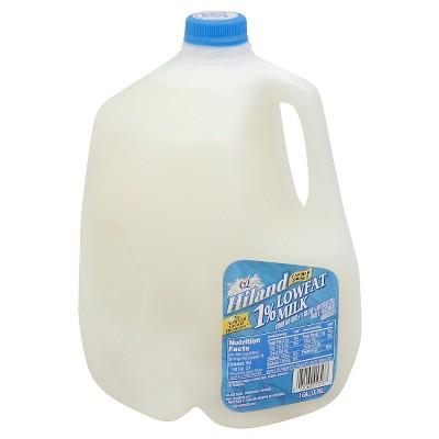 Hiland 1% Milk - 1gal