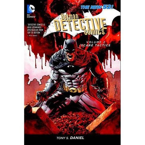 Scare Tactics - (Batman: Detective Comics) by  Tony S Daniel (Paperback) - image 1 of 1
