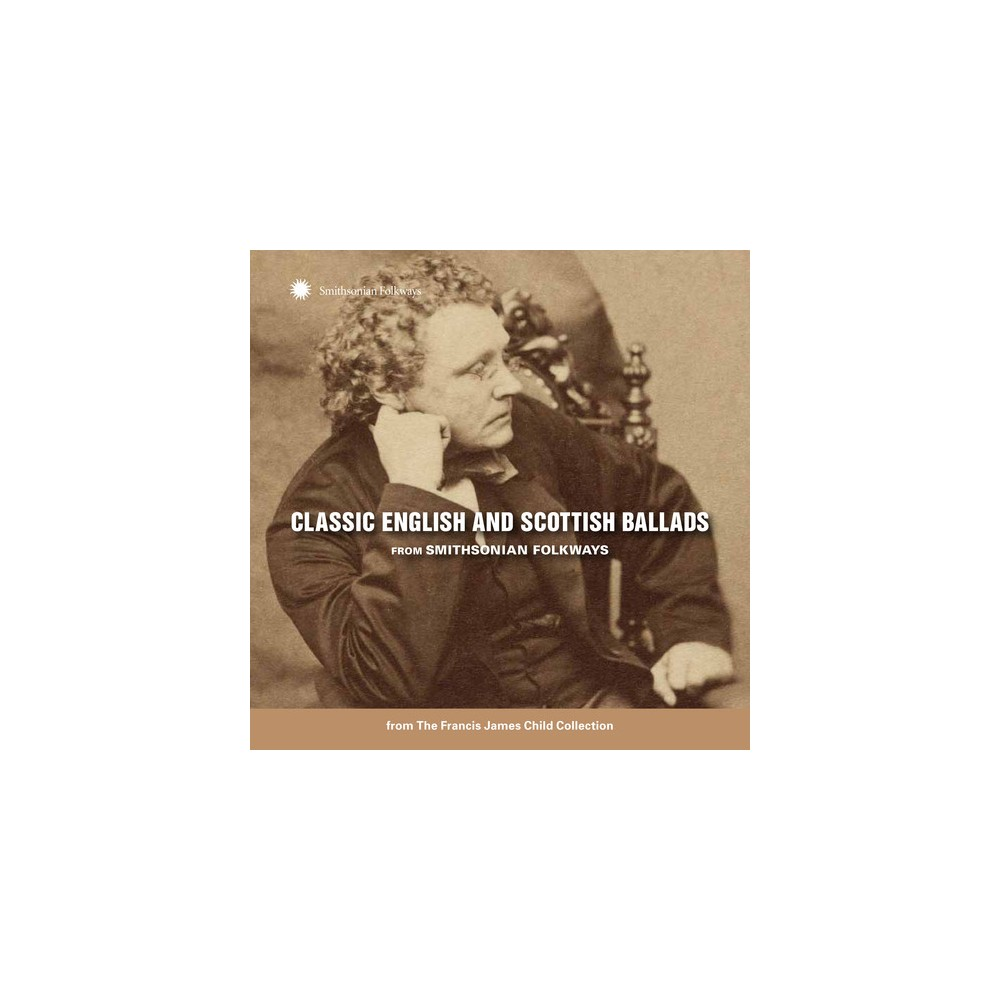 Various - Classic English And Scottish Ballads (CD)