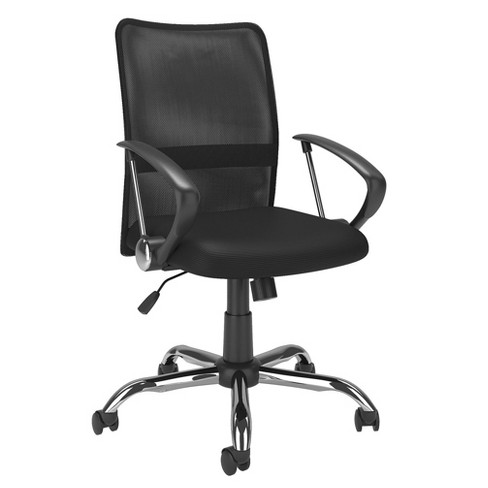 Workspace Contoured Mesh Back Office Chair - Corliving - image 1 of 4