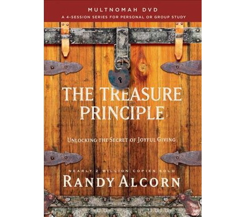 Treasure Principle : Unlocking the Secret of Joyful Giving, a 4-session Series for Personal or Group - image 1 of 1
