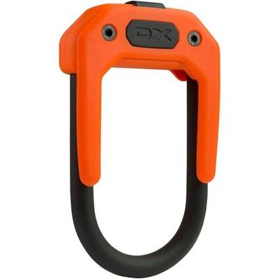 """Hiplok DX U-Lock 3.34 x 5.9"""" Orange"""