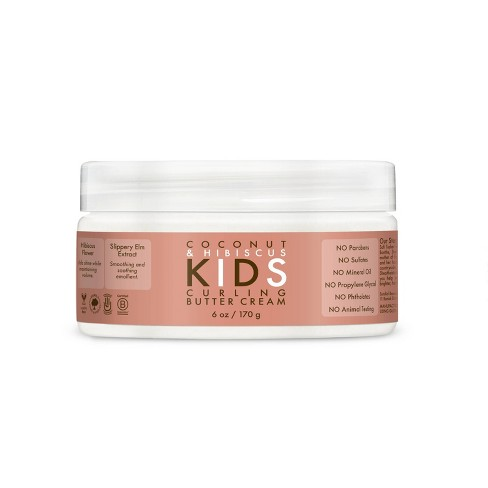SheaMoisture Coconut & Hibiscus Kids Curling Butter Cream - image 1 of 4