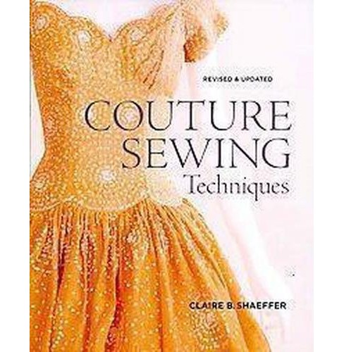 Couture Sewing Techniques (Revised / Updated) (Paperback) - image 1 of 1