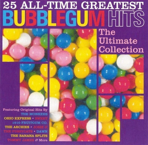 Various - 25 all-time greatest bubblegum hits (CD) - image 1 of 1