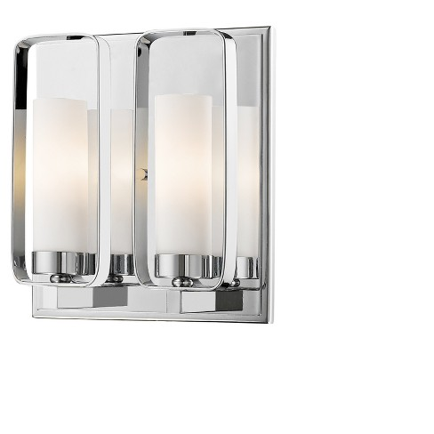 Sconce Wall Lights with Matte Opal Glass (Set of 2) - Z-Lite - image 1 of 1