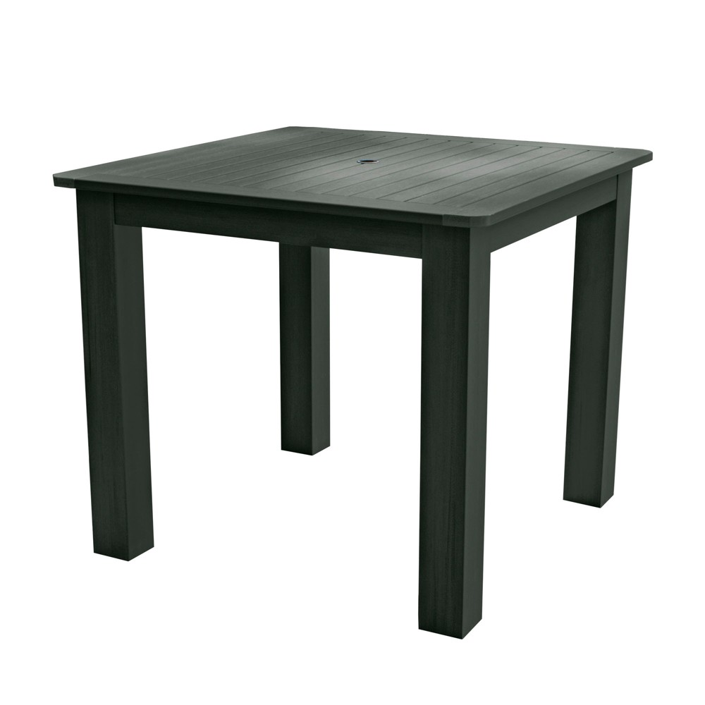 Square 42 X 42 Counter Dining Table Charleston Green - Highwood