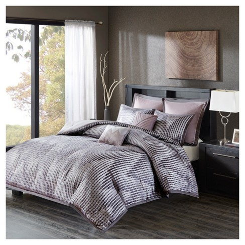 Shelby Jacquard Comforter Set 8pc - image 1 of 8