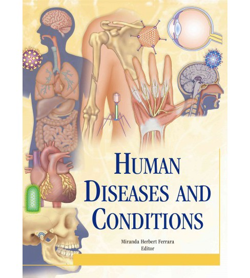Human Diseases and Conditions (Hardcover) - image 1 of 1