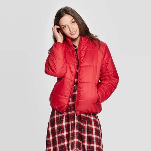Women's Puffer Jacket - Universal Thread™ - image 1 of 2