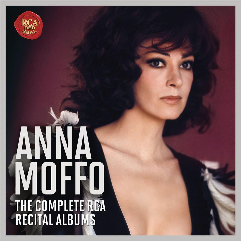 Anna Moffo - Anna Moffo:Complete Rca Recital Album (CD)