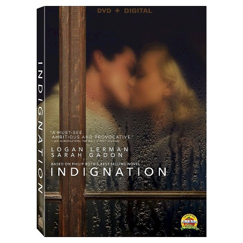 Indignation (DVD + Digital) - image 1 of 1