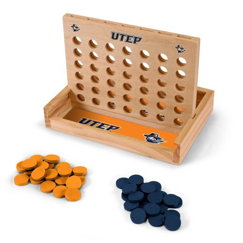 NCAA UTEP Miners Table Top Four In A Row - image 1 of 1