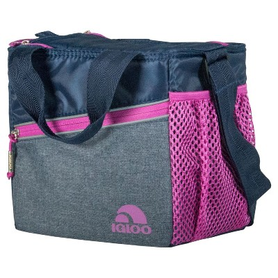 Igloo Stowe Mini City Tote - Sport (Navy/Orchid)