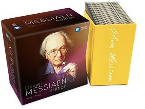 Various - Olivier Messiaen:20th Anniversary Edi (CD) - image 1 of 1
