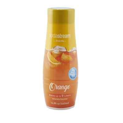SodaStream Orange Sodamix (440ml)
