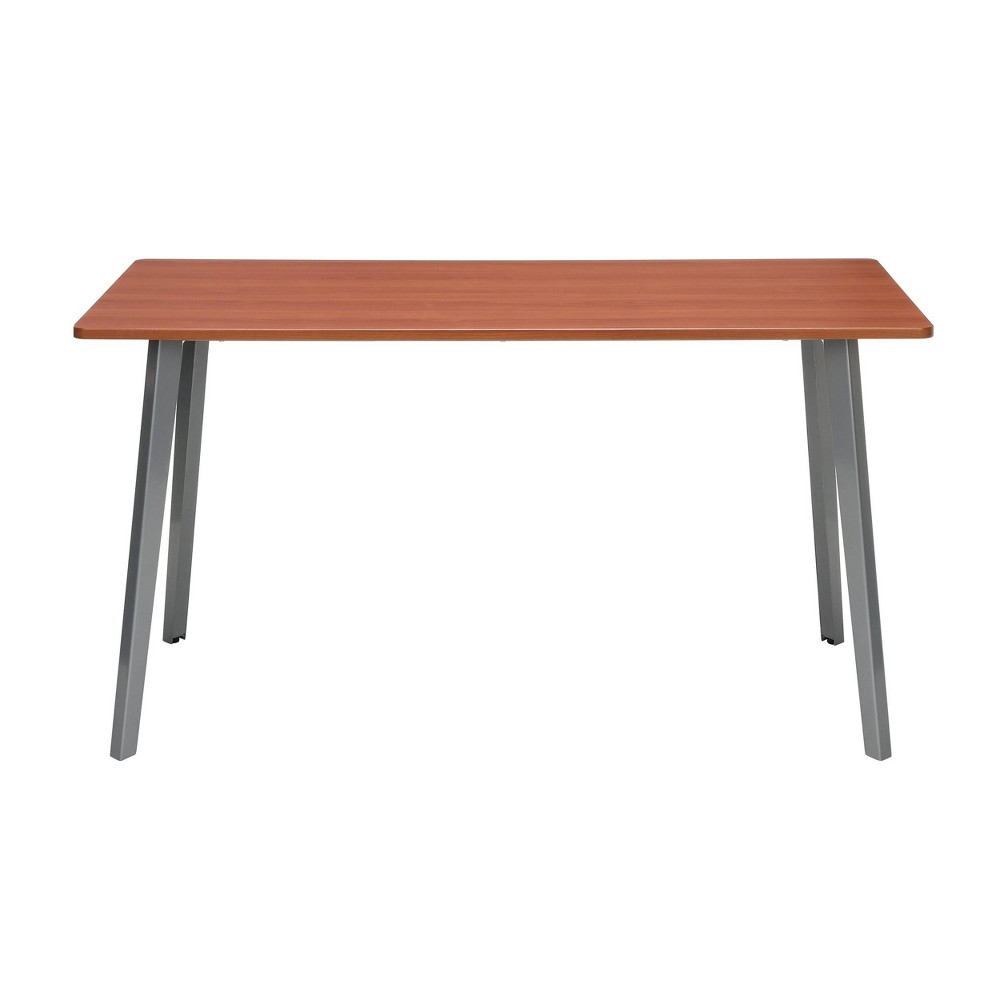 Easily complimenting the corporate or home office, this industrial modern OFM Core Collection 55\\\
