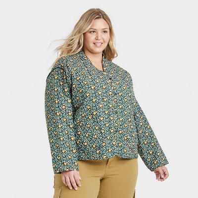 Women's Quilted Jacket - Universal Thread™