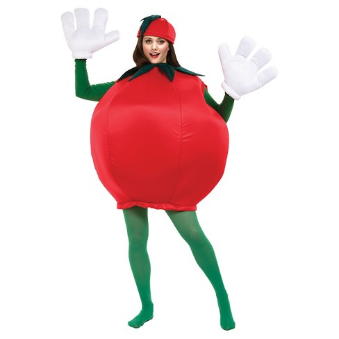 Women's Tomato Costume One Size - image 1 of 1