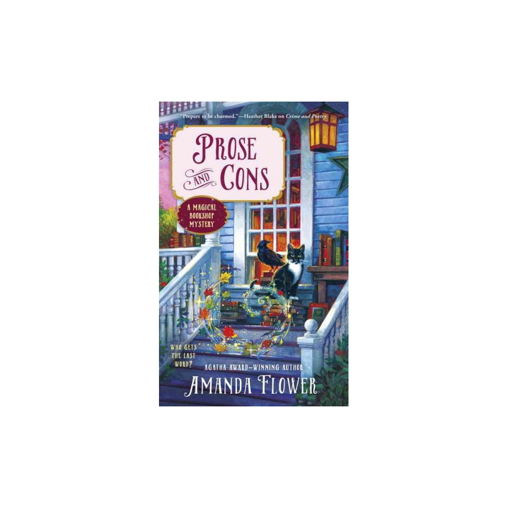 Prose and Cons (Paperback) (Amanda Flower)