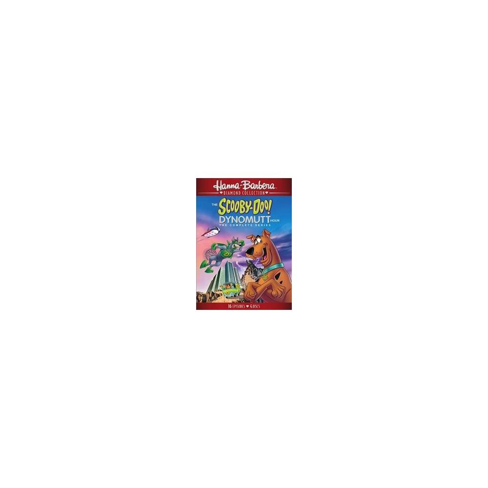 Scooby Doo/Dynomutt Hour:Complete Ser (Dvd)